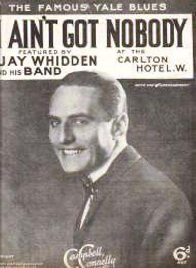 I AIN'T GOT NOBODY by Graham and Wiliams: - from Music by the Score and Biblio.co.uk