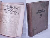 image of International Press Correspondence 1922  [Jul-Dec 1922]