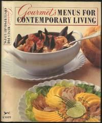 Gourmet's Menus for Contemporary Living