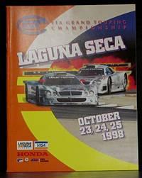 Laguna Seca October 23, 23, 24, 25 1998: FIA Grand Touring Championship