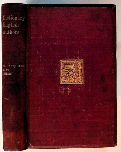 London: George Redway, 1897. Hardcover. Very Good. Hardcover. First Edition. With presentation label...