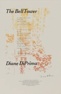 The Bell Tower by  Diane di Prima - Signed First Edition - 1976 - from Third Mind Books (SKU: 1651)