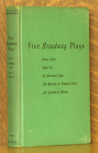 FIVE BROADWAY PLAYS - JUNIOR MISS....
