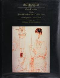 image of Greek Vases From the Hirschmann Collection