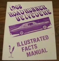 1968 BELVEDERE ROAD RUNNER Fact Features Sales Brochure