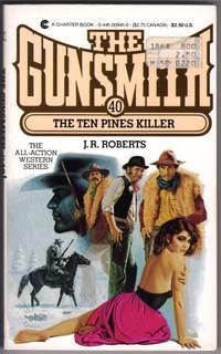 image of THE TEM PINES KILLER, (THE GUNSMITH #40)