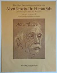 Albert Einstein: The Human Side; New Glimpses from His Archives: Promotional Poster
