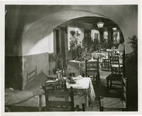 Blowing Wild (Original set design photograph from the 1953 film)