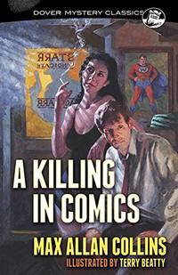 A Killing in Comics (Dover Mystery Classics)