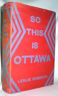 So This is Ottawa