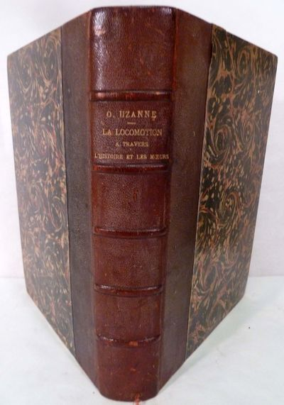 Paris: Paul Ollendorff, 1900. First edition. leather_bound. Contemporary half brown morocco and marb...