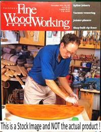TAUNTONS FINE WOODWORKING MAGAZINE; DECEMBER 1994; NO. 109