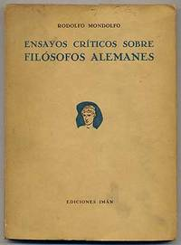 Ensayos Críticos sobre Filósofos Alemanes