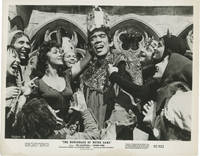 image of The Hunchback of Notre Dame (Collection of five original photographs from the 1956 film)