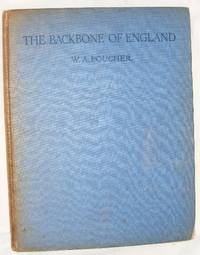 image of The Backbone of England; with photographs by the author