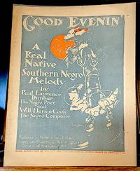 Good Evenin'. A Real Native Southern Negro Melody. -- Music Supplement of the N. Y. American and Journal, Sunday, March 22