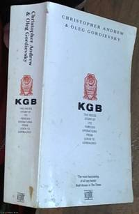 image of KGB ; The Inside Story of Its Foreign Operations from Lenin to Gorbachev