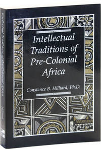Intellectual Traditions of Pre-Colonial Africa