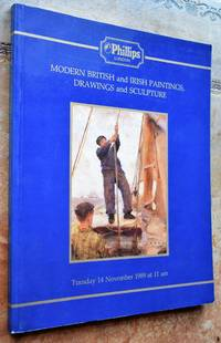 image of Modern British And Irish Paintings, Drawings And Sculpture Tuesday 14 November 1989