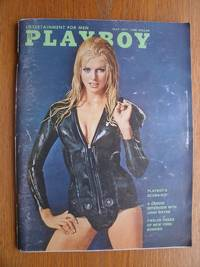 image of The Animal Fair / Playboy Interview: John Wayne - Candid Conversation ( Playboy May 1971 )