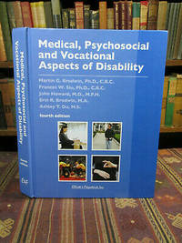 image of Medical, Psychosocial and Vocational Aspects of Disability (4th Ed. )