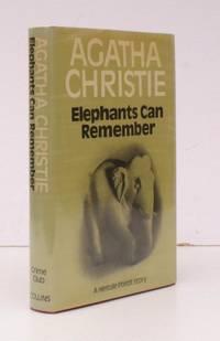 image of Elephants can Remember. [A Hercule Poirot mystery]. NEAR FINE COPY IN DUSTWRAPPER