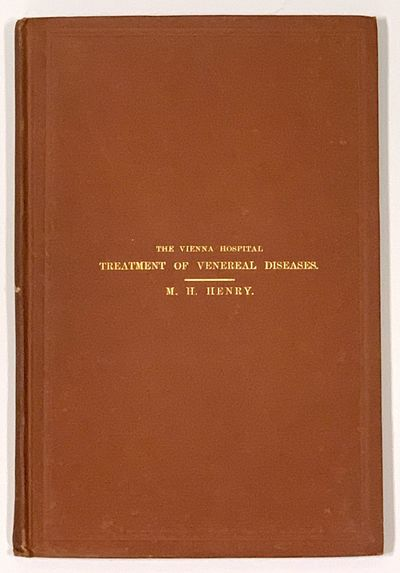 The TREATMENT Of VENEREAL DISEASES: A...