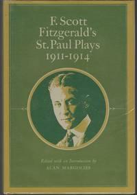 image of F. Scott Fitzgerald's St. Paul Plays, 1911-1914