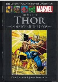 THE MIGHTY THOR In Search of the Gods - the Marvel Ulitimate Graphic Novel  Collection, Volume 16