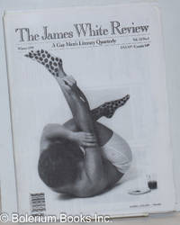image of The James White Review: a gay men's literary quarterly; vol. 12, #1, Winter 1995