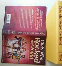 Girls Who Rocked the World: Heroines from Joan of Arc to Mother Teresa by  Amelie Welden Michelle Roehm McCann - might be first edition formal numbering line - 2012 - from Ruth Reaser and Biblio.com