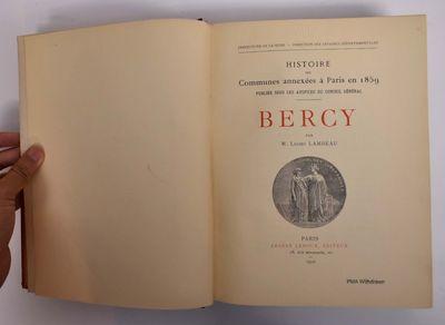 Paris: Ernest Leroux, Editeur, 1910. Hardcover. G+. General wear to covers and page edges. Ex-librar...