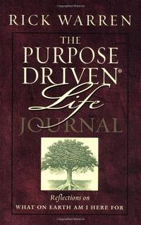 image of The Purpose Driven Life Journal (Purpose Driven Life)