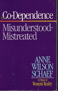 image of Co-dependence Misnderstood Mistreated