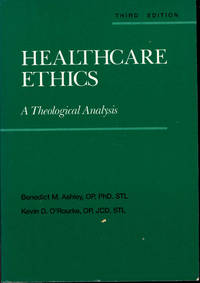 Healthcare ethics : a theological analysis [The health seeker -- On being fully human -- Health and disease -- Personal responsibility for health -- The Healing profession -- THe healthcare profession -- Personalizing the healthcare profession -- Social organization of healthcare -- Bioethical decision making -- The logic of bioethical decisions -- Norms of Christian decision making in bioethics -- Difficult bioethical decisions -- Medical limits: abortion, triage, and research involving human subjects -- Sexuality and reproduction -- Reconstructing human beings -- Psycholtherapy and behavior modification -- Suffering and death -- Pastoral ministry in healthcare -- Pastoral care and ethical decisions]