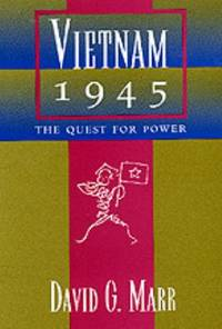 image of Vietnam 1945 : The Quest for Power