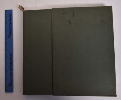 Darmstadt: Ernst-Ludwig-Presse, 1925. Hardcover. VG+ (small tear on dust jacket and light wear to sl...
