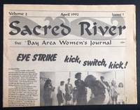 image of Sacred River. Bay Area Women's Journal. Vol. 2 no. 1 (April 1992)