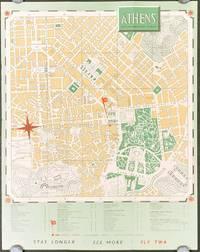 TWA Athens City Map