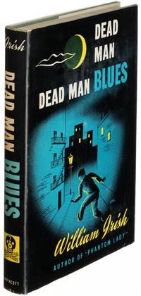 DEAD MAN BLUES (Fine/Fine Superb Otto Penzler Copy)