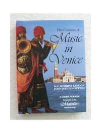 Five Centuries of Music in Venice