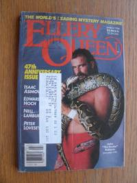 Ellery Queen Mystery Magazine March 1988