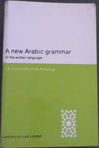 image of A New Arabic Grammar of the Written Language
