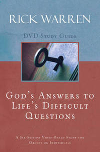 God's Answers to Life's Difficult Questions Study Guide