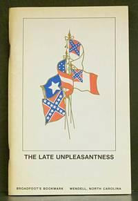Late Unpleasantness Catalog 105