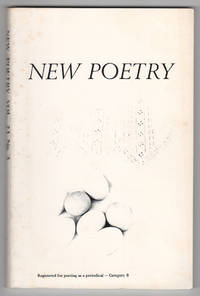 New Poetry : Magazine of the Poetry Society of Australia, Volume 23, Number 3 (1975) - includes three poems by Charles Bukowski