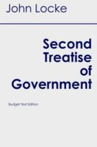 image of Second Treatise of Government (Budget Student Classics)