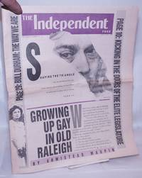 image of The Independent: vol. 6, #12, June 16-29, 1988: Growing Up Gay in Old Raleigh by Armistead Maupin
