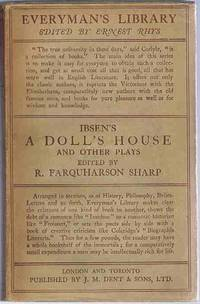 A Doll's House/Lady From Sea/The Wild Duck - Everyman Library