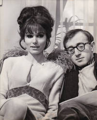 image of What's New Pussycat (Original photograph of Woody Allen and Paula Prentiss on the set of the 1965 film)